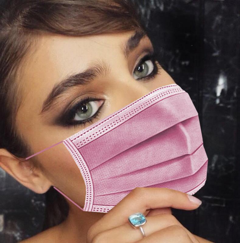 Tendenza trucco .... Anche se dobbiamo coprire con la mascherina....
